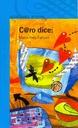 Tapa del libro CARO DICE