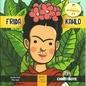 Tapa del libro FRIDA KAHLO    ANTI PRINCESAS