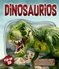 Tapa del libro DINOSAURIOS   - POP-UP 3D -