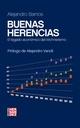 Tapa del libro BUENAS HERENCIAS