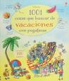 1001 cosas que buscar de vacaciones con pegatinas