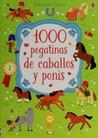1000 pegatinas de caballos y ponis
