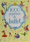 1000 pegatinas de ballet