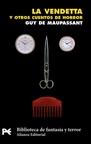 La Vendetta y otros Cuentos de Horror (Biblioteca de FantasíA y Terror)