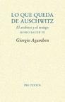 Lo que queda Auschwitz