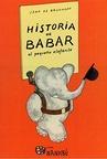 Historia de Babar. El pequeño elefante