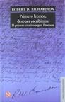 Primero Leemos, Luego Escribimos (ColeccióN Lengua y Estudios Literarios)