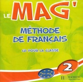 Le Mag' 2 CD audio classe