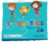 Les Loustics 2 CD Audio classe (x3)