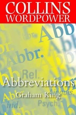 ABBREVIATIONS - Collins Wordpower =