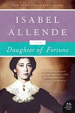 DAUGHTER OF FORTUNE (PB) - ALLENDE,ISABEL