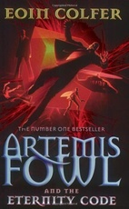 ARTEMIS FOWL: THE ETERNITY CODE - Puffin **OUT OF PRINT**