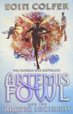 ARTEMIS FOWL AND THE ARTIC INCIDENT