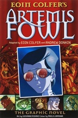 ARTEMIS FOWL: THE GRAPHIC NOVEL - Puffin