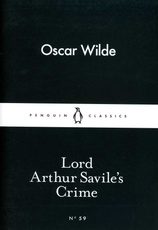 LORD ARTHUR SAVILE'S CRIME (PB) - LITTLE BLAC