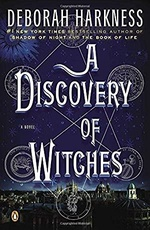 ALL SOULS 1: A Discovery of Witches - Penguin USA