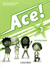 ACE! 3 - ACTIVITY BOOK