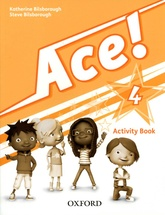 ACE! 4 - ACTIVITY BOOK