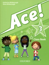 ACE! 3 -  CLASSBOOK & SONGS CD