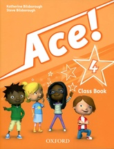 ACE! 4 -  CLASSBOOK & SONGS CD
