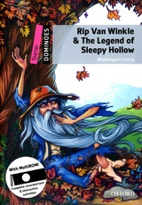 RIP VAN WINKLE & LEGEND OF SLEEPY HOLLOW-Dominoes Start w/CD