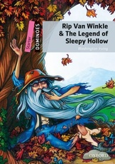 RIP VAN WINKLE & LEGEND OF SLEEPY HOLLOW-Dominoes Starter #