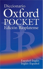 OXFORD DICC. POCKET. ED. RIOPLATENSE