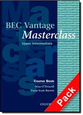 MASTERCLASS BEC VANTAGE - WORKBOOK with Key & CD