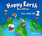 HAPPY EARTH 2 N/ED.- CLASS A/CD (2)