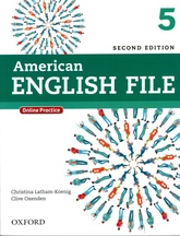 AMERICAN ENGLISH FILE 5 -   STUDENT`S  **2nd Edition