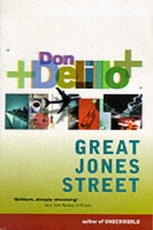 GREAT JONES STREET - Picador