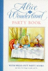ALICE IN WONDERLAND - PARTY BOOK