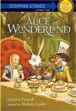 ALICE IN WONDERLAND (PB) - STEPPING STON