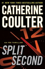 SPLIT SECOND:AN FBI THRILLER (HB)