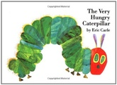 VERY HUNGRY CATERPILLAR - MINIATURE ED.
