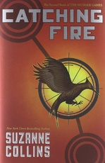 CATCHING FIRE (HB) - HUNGER GAMES 2