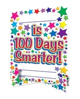 100 DAYS SMARTER AWARD! STAND-UP AWARDS