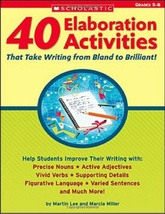 40 ELABORATION ACTIVITIES THAT TAKE WRIT