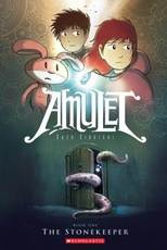 AMULET 1: THE STONEKEEPER - Scholastic