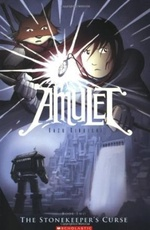 AMULET 2: THE STONEKEEPER`S CURSE - Scholastic