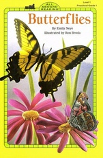 BUTTERFLIES - ALL ABOARD SCIENCE READER
