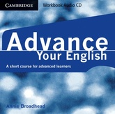 ADVANCE YOUR ENGLISH - A/CD (WB)