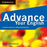 ADVANCE YOUR ENGLISH - A/CD