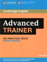 ADVANCED TRAINER without Key # =