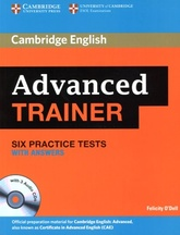 ADVANCED TRAINER with Key & Audio CDs # =