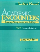ACADEMIC ENCOUNTERS:HUMAN BEHAVIOUR - TB