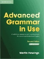 ADVANCED GRAMMAR IN USE 2/ED.W/KEY