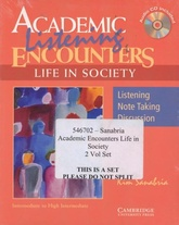 ACADEMIC ENCOUNTERS:LIFE IN SOCIETY  - 2