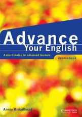 ADVANCE YOUR ENGLISH - SB