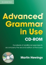 ADVANCED GRAMMAR IN USE 2/ED.- CD-ROM (S
